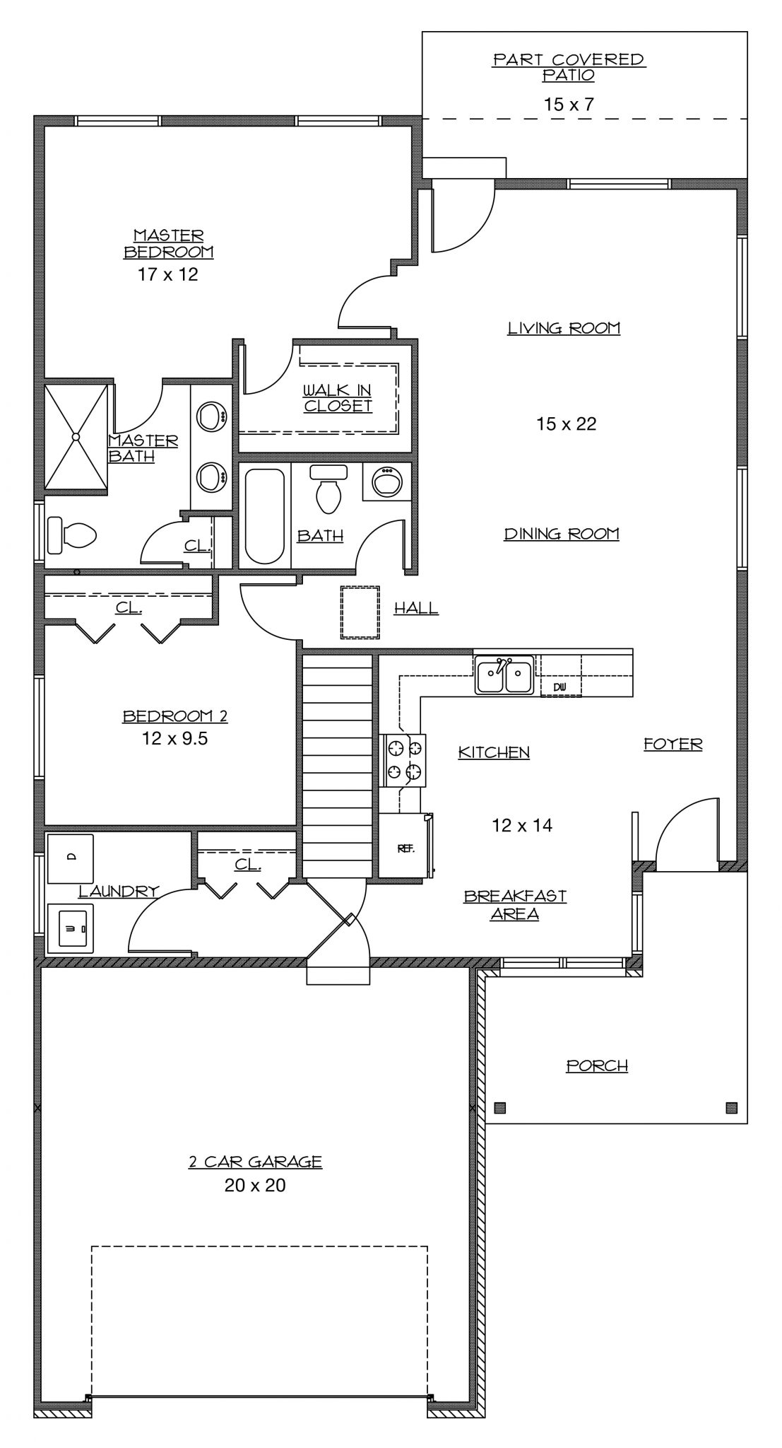 The Lucca Core Homes New Homebuilder Joliet Plainfield